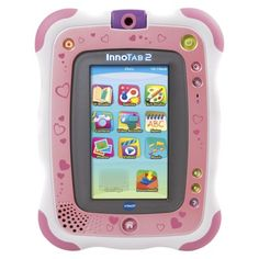 VTech InnoTab 2 Learning App Tablet Pink.Opens in a new window