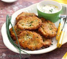 Érdekel a receptje? Kattints a képre! Tandoori Chicken, Salmon Burgers, Carne, Mashed Potatoes, Vegetarian Recipes, Muffin, Vegan, Baking, Breakfast