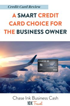 When it comes to a business credit card, Chase offers great options. The Chase Ink Business Cash credit card makes for a smart selection for business owners who tend to spend the most in specific categories. Read more on the blog, 10xTravel.com #creditcardreview #businesscreditcardtips #chaseinkcash Best Credit Card Offers, Credit Card Reviews, Best Travel Credit Cards, Credit Card Points, Business Credit Cards, Rewards Credit Cards, Credit Score, Rental Car Insurance, Travel Rewards