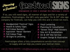 2012 Festivalsigns web flyer - please re-pin, Thank you