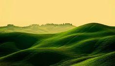 Sabato di relax con un bel paesaggio toscano... (Vivere la Toscana)