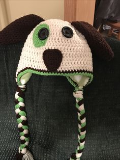 Infant Puppy hat