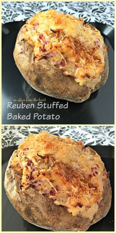 POTATOES (Baked & Skins) on Pinterest | Potato Skins, Baked Potatoes ...