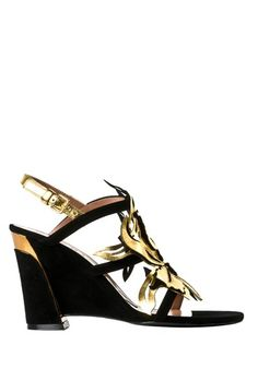 Leather Wedge Spring/summerGivenchy