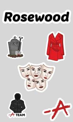 Pin de nyx rose em pretty little liars em 2019 Pretty Little Lies, Pretty Little Liars Quotes, Pretty Little Liars Emily, Pretty Guys, Tumblr Stickers, Cute Stickers, Phone Stickers, Funny Phone Wallpaper, Aesthetic Stickers