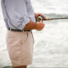 WLS Fishing shirts and Fishing shorts found online at www.southernproper.com