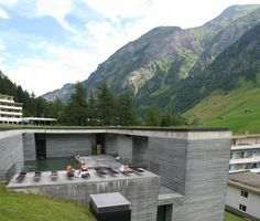 Peter Zumthor Thermal Baths