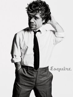 esquire peter dinklage