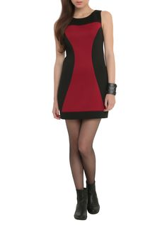 Marvel By Her Universe Black Widow Dress Pre-Order | Hot Topic