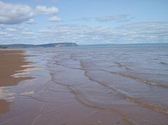 By Heather Hall-Davis.  Kingsport, Minas Basin, Nova Scotia