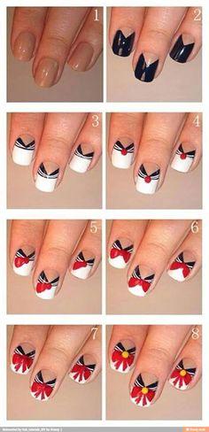 Sailor Nails