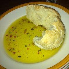 Super Easy and Delicious Copycat recipe of Bertucci's Olive Oil Dip