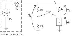 Three voltmeter circuit