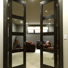 Kendall Charcoal Benjamin Moore Design Ideas, Pictures, Remodel, and Decor - page 10 (Boys Club)