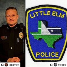 1/17/2017 RIP Detective Walker (Little Elm PD), killed in the line of duty this afternoon. Sir, you will be missed. We have the watch from here, brother. - KP @kpatfitcops . #RIP #lodd #eow #endofwatch #fitcops #brotherinblue