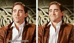 Because Lee Pace, the actor who plays Thranduil is perfect and that makes Thranduil perfect.
