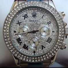 Blingbling #bling #watch #Rolex