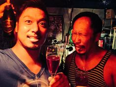 shingo takagi and punch tominaga