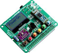 Raspberry Piの拡張ボード「Apple Pi」、IoT実験用コンピュータの製作を可能に | fabcross