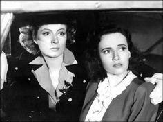 Greer Garson & Teresa Wright  Mrs. Miniver, 1942