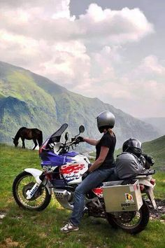 Welcome to the first AfricaTwin! Now I own one of these, the rd4 1992! Good riding & I hope to enjoy lots of miles!!
