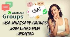USA WhatsApp Groups Join Links New [ Updated ] Best WhatsApp Groups Join Link free. So are you find WhatsApp Groups Invite Links? then you have come to the right place. Whatsapp Phone Number, Whatsapp Mobile Number, Girls Group Names, Girl Group, Girl Names, Whatsapp Group Funny, Girl Number For Friendship, Send Text Message, Girls Phone Numbers