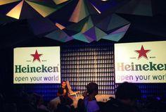 #Heineken #Design Pavilion Tomek Rygalik