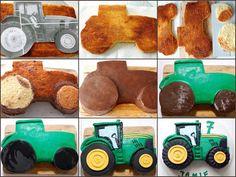 traktor kuchen - Google Search