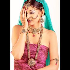 COMPLETE TRADITIONAL BRIDAL SET