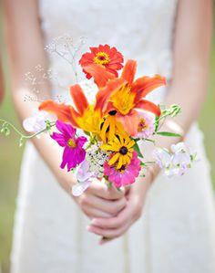 WeddingChannel Galleries: Bridesmaid Bouquet