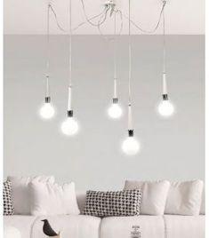 Comprar online Lámpara Colgante de techo de estilo Industrial Colección TRUMPET
