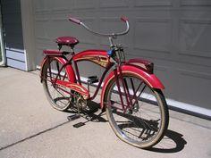 1950's Monark Super Deluxe                                                                                                                                                                                 More