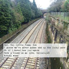 Brian Fallon lyrics - 'Nobody Wins'