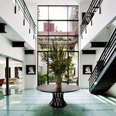 Peek inside the polished Manhattan penthouse actor Robert De Niro once called home