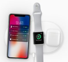 Wireless Charging iPhone X | Preppy Wallpapers