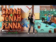 Creator Spotlight –#SarahPenna + #JonahPenna #YouTube #Creators