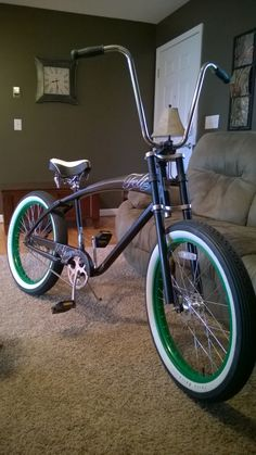My Felt cruiser bike