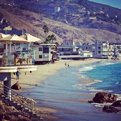 She lives in Malibu California she loves the view because it gives her hop that one day she will rise like the horizon, shine bright so that everyone could see her radiance.