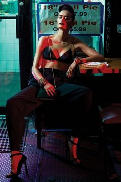 Editorial: Interview Magazine - from UDXOLA #fashionphotographyeditorial