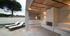 Finalisti X premi  Gruppo PORCELANOSA: FUSIONE di materie in un'abitazione unifamiliare di progetti realizzati