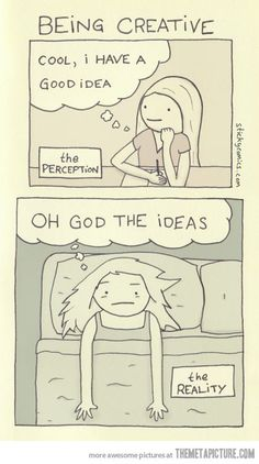 Creativity comes at really weird moments… (This made me think of @Jöelle Joyas)