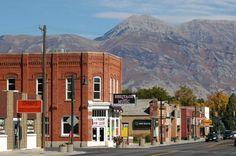 Photo of Main Street Lehi, Utah Family Vacations, Family Travel, Main Street, Street View, Lehi Utah, West Road, Utah Usa, Happy Valley, Salt Lake City Utah