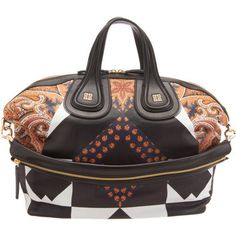 Givenchy Printed Medium Nightingale...   $2,810.00