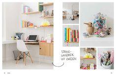 My office in 'Woonboek' by Woonblog