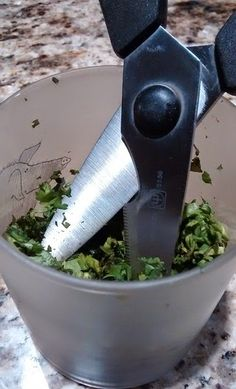 Perfectly Practical #216 - Quickly Chop Herbs