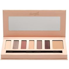 Barry M Natural Glow Palette 2 (73 SEK) ❤ liked on Polyvore featuring beauty products, makeup, face makeup, beauty, lipsy and palette makeup