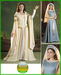 Renaissance Fantasy Princess Gown/Dress