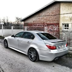 Bmw 525d, Bmw M5 E60, Bmw Cars, My Dream Car, Dream Cars, Bmw Wallpapers, E 38, Bmw Love, Bmw Series