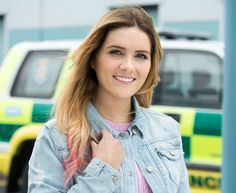 chelsea halfpenny casualty - Google Search Bbc Casualty, Holby City, Medical Drama, Favorite Tv Shows, Chelsea, Female, Celebrities, Lady, Google Search