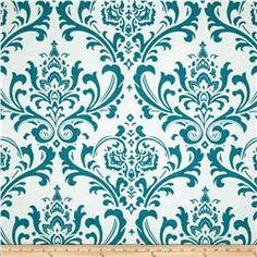 Premier Prints Damask & Traditional Fabric - Discount Designer Fabric - Fabric.com